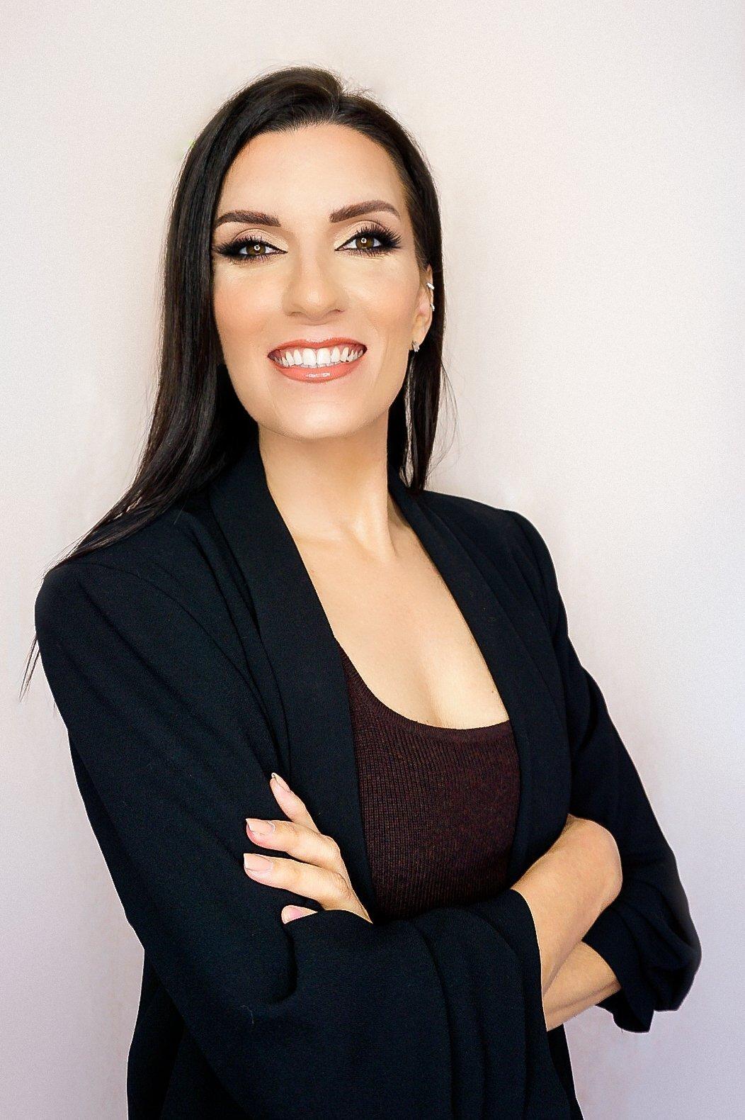 Maquilladora profesional en Madrid